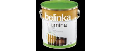 Belinka Illumina (Белинка Иллюмина) - бесцветная лазурь для древесины