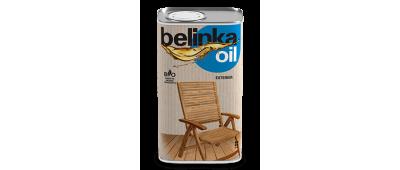 Belinka Oil Exterier (Белинка Оил Экстериер) - био пропитка для дерева