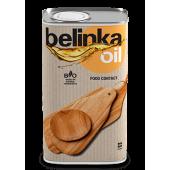 Belinka Oil Food Contact (Белинка Оил Фуд Контакт) - био пропитка для шпонированной деревянной