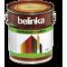 Belinka TopLasur UV Plus (Белинка ТопЛазурь УФ Плюс) - бесцветная краска-лазурь для древесины