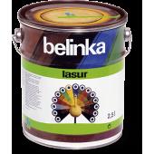 Belinka Lasur (Белинка Лазурь) - тонкослойная краска-лазурь для древесины